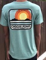 Choose Pono Tee Moss SM