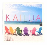 Coaster Ceramic Kailua Beach Chairs
