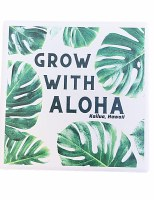 Coaster Grow Aloha