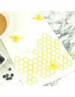 Tea Towel Bees