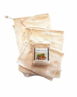 Grocery Bag Organic Cotton Mesh