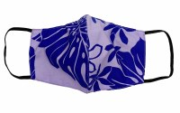 Face Mask Purple Lavender