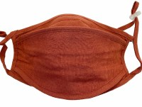 Face Mask 3D Tencel Rust