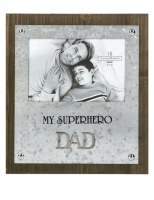 Frame Superhero Dad 4x6