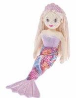 Plush Shimmer Mermaid Shelly