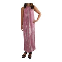 Maxi Dress Kai Tie Dye Mauve