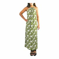 Maxi Dress Kai Orchid Olive