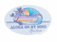 Kailua Sticker Aloha on My Mind