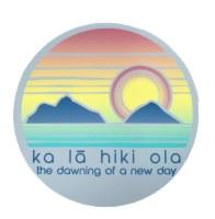 Ka La Hiki Sticker