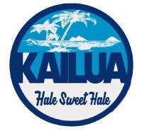 Kailua Sticker Hale Sweet Hale