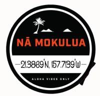 Kailua Sticker Mokulua Lanikai Longitude Latitude