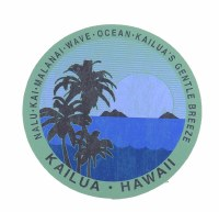 Kailua Sticker Malanai Cool Breeze