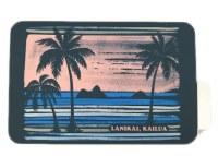 Kailua Sticker Palms Mokulua