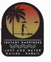 Kailua Sticker Mokulua Stand-up Paddle Lanikai