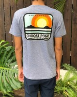 Choose Pono Heather Grey XLarge