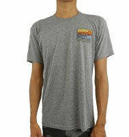 Choose Aloha T Grey SM