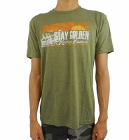 Stay Golden Tee Army SM