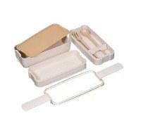 Lunch Box Beige