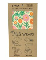 Meli Wrap New Bloom 3pk