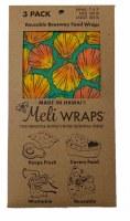Meli Wrap Shells 3pk