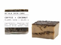 Plant Based Beauty Coconut Coffee Face Exfoliator