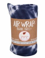 Organic Cotton Towel Navy TD