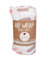 Organic Cotton Towel Peach Cre