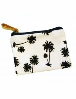 Coin Purse Palm Tree