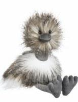 "Plush Oswald Ostrich 8.5"""