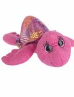 Plush Shimmer Turtle Pink