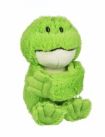 "Plush Slap Pal Frog 8"""