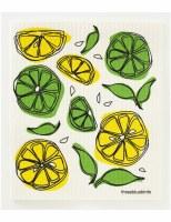 Swedish Dishcloth Lemon Lime