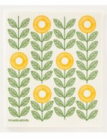 Swedish Dishcloth Sunflowers