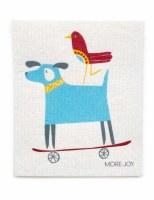 Eco Dishcloth Funny Dog