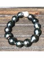 Bracelet Tahitian Pearl 1