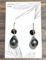 Earring Tahitian Pearl GF 4