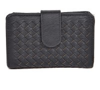 Wallet Vegan Leather Black