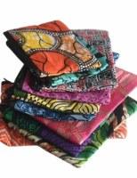 Zip Pouch Uganda Handmade