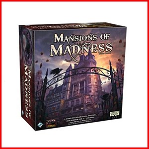 Mansions Of Madness : 2nd Edition