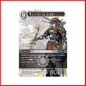 Warrior of Light Foil (2-145L)