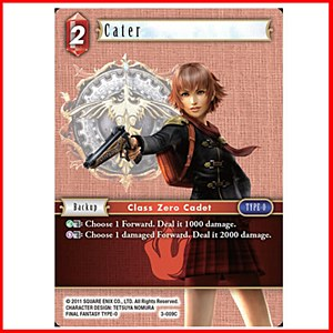 Cater (3-009)