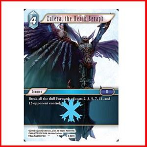 Zalera, the Death Seraph Foil (3-037)