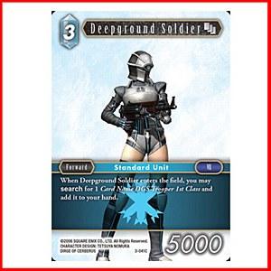 Deepground Soldier (3-041)