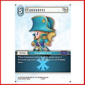 Cannoneer Foil (3-047)