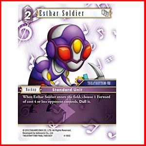 Esthar Soldier Foil (4-100CF)