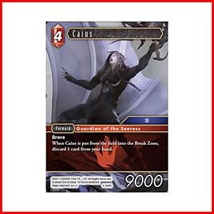 Caius Foil (5-004R)