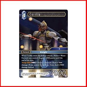 Curilla Foil  (5-127R)