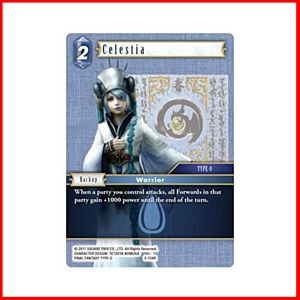Celestia Foil  (5-134R)