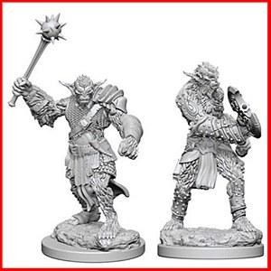 D&D Nolzur's Marvelous Miniatures : Bugbears