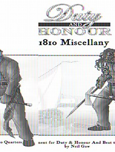 Duty and Honour 1810 Miscellany